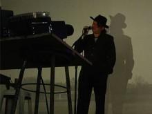 Christoph Dettmeier: Die Stunde des Cowboy (Performance)
