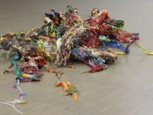 Fabian Marcaccio: Corpse Variant Paintants