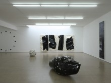 Move on up: Ludger Gerdes, Fabian Marcaccio, Wilhelm Mundt, Steven Parrino, David Reed