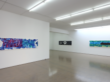 David Reed: Recent Paintings